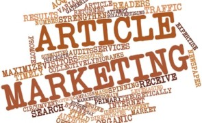 Cos'è l'article marketing?