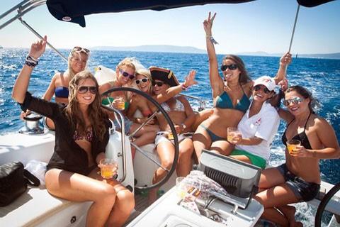 Addio al nubilato in barca? Ecco i vantaggi!
