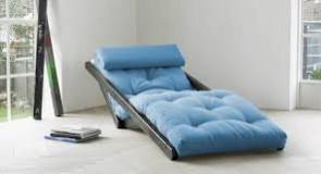 karup, un divano letto futon, ora di moda anche in danimarca