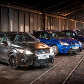 Ford Focus: dagli inizi fino ai tempi moderni