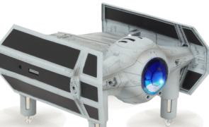 Star Wars, atterrano in Italia i droni