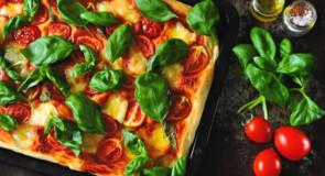 Come realizzare la pizza ketogenica